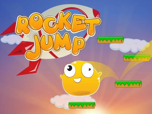 Rocket Jump online hra
