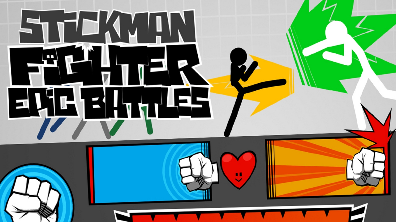 Stickman Fighter Epic Battles - GameZERG net