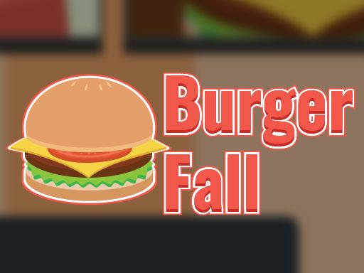 Burger Fall online hra