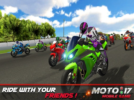 Real Moto Bike Race Game Highway
