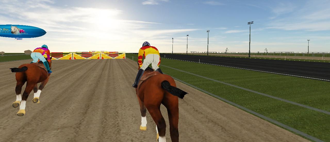 Courses à cheval