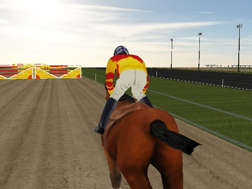 Horse Ride Racing online hra