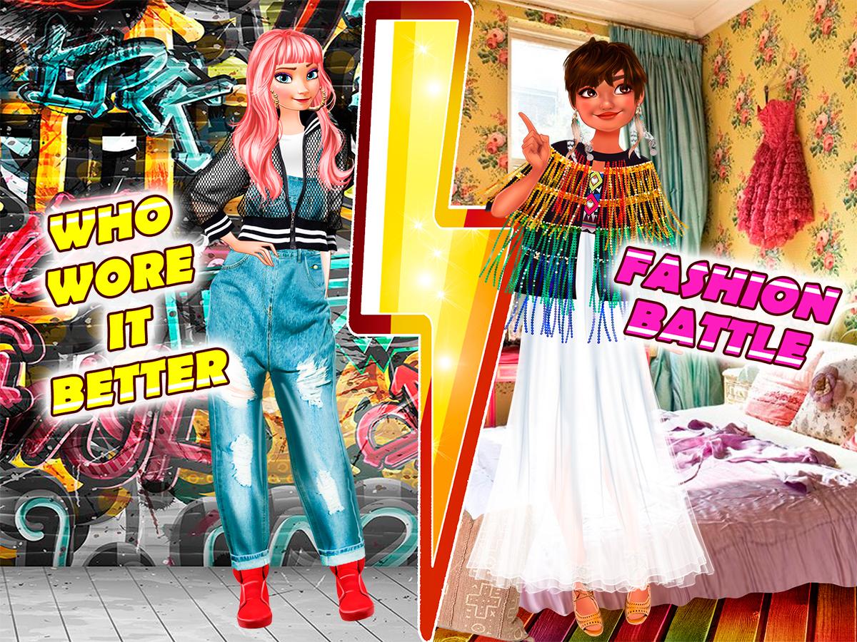 Who wore it better – fashion battle