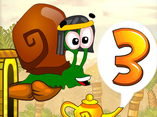 Snail Bob 3 html5 game