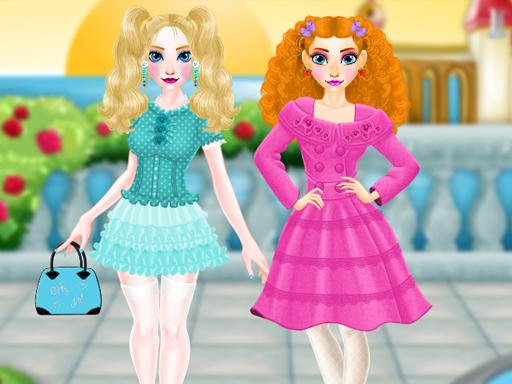 Princesses Doll Fantasy online hra