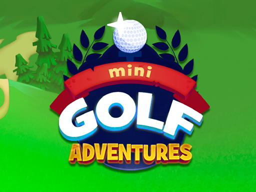 Mini Golf Adventure online hra