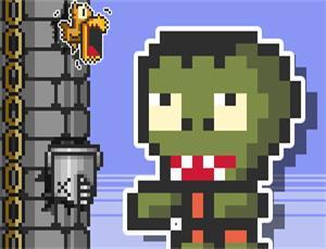 Jumbi Zombie online hra