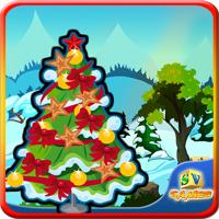 Sivi Christmas Tree Decor Escape