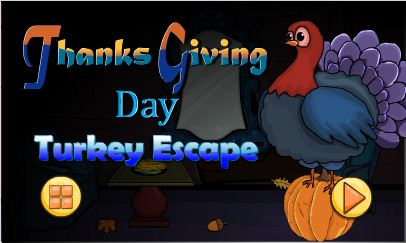 thanksgiving day Turkey Escape