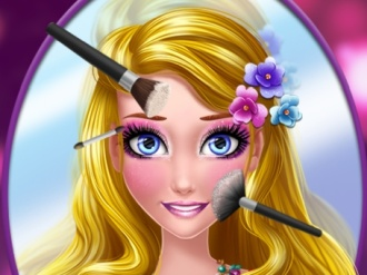 Modern Princess Perfect Make Up online hra
