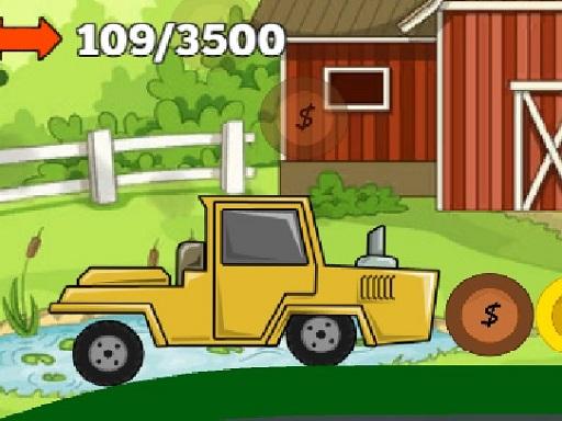 2d tractor hill climb