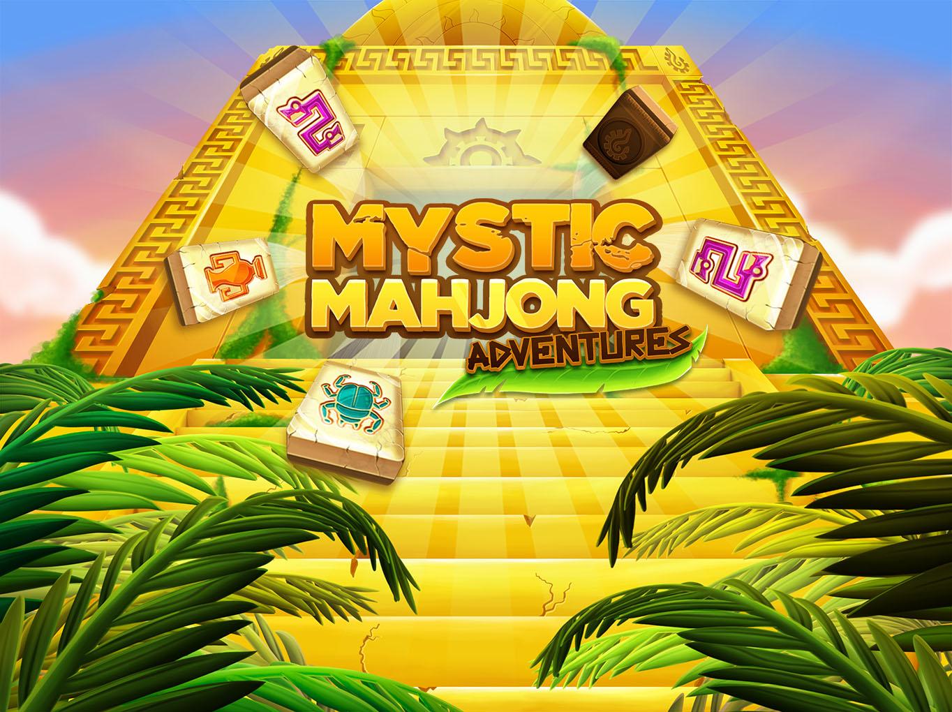 Mystic Mahjong Adventures online hra