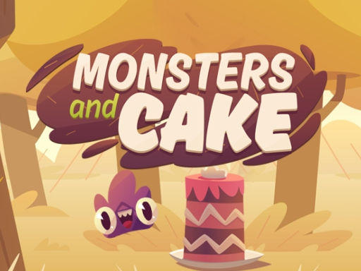 Monsters and Cake online hra