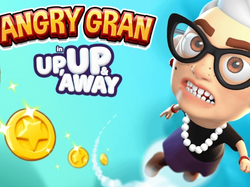 Angry Gran Jump Up online hra