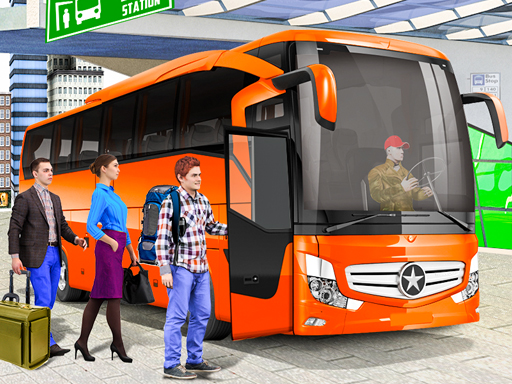 City Coach Bus Simulator online hra