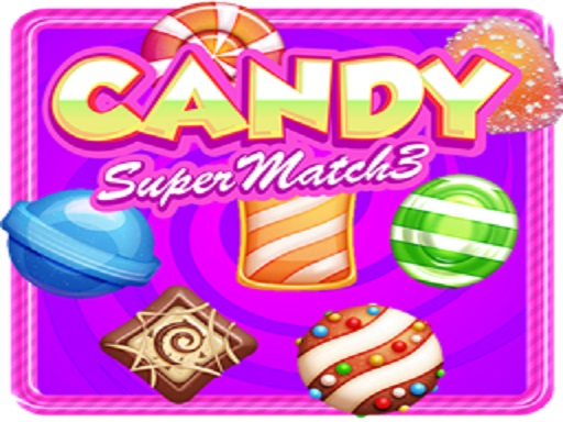 Candy Super Match3 online hra