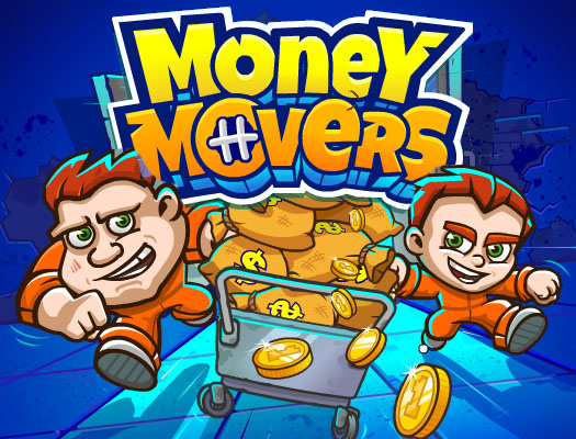 Money Movers 1 online hra