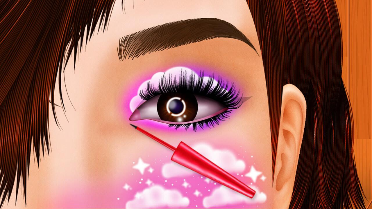 Image Incredible Princess Eye Art
