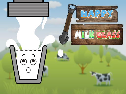 Mutlu Süt Bardağı