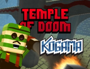 KOGAMA: Temple Of Doom game