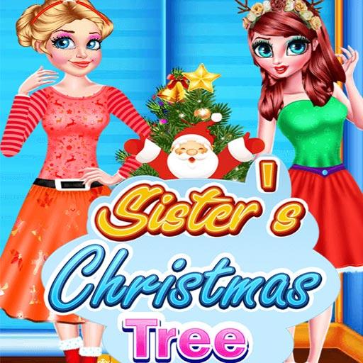 Sisters Christmas Tree