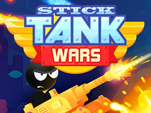 Stick Tank Wars game