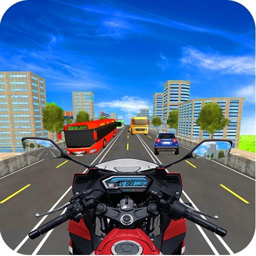 Moto Bike Rush Driving Game