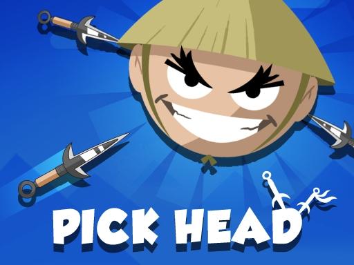 Pick Head online hra