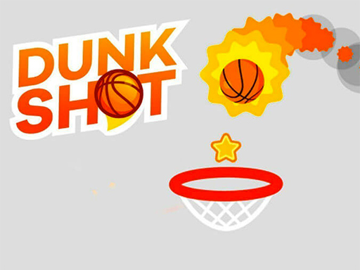 Dunk Shot game