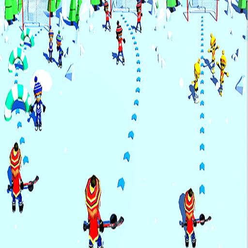 Hockey Shot Game 3D