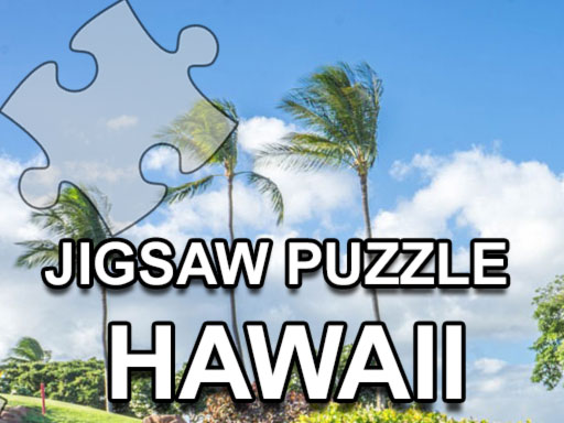 Jigsaw Puzzle Hawaii