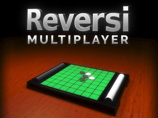 Reversi Multiplayer online hra