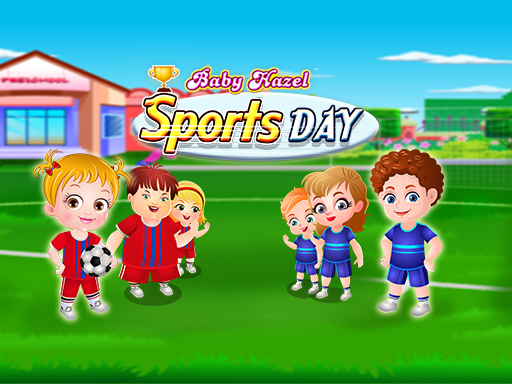 Baby Hazel Sports Day game