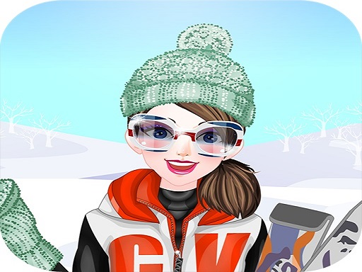Happy Ski Dressup