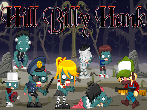 Hill Billy Hank online hra