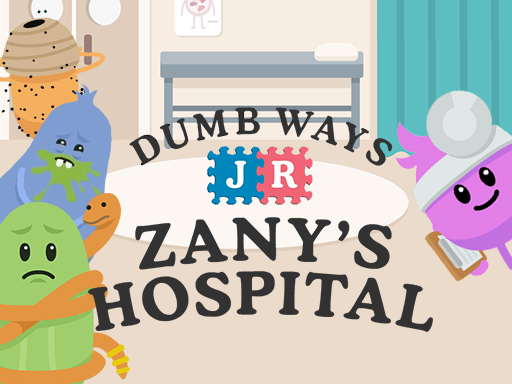 Dumb Ways Jr Zanys Hospital online hra