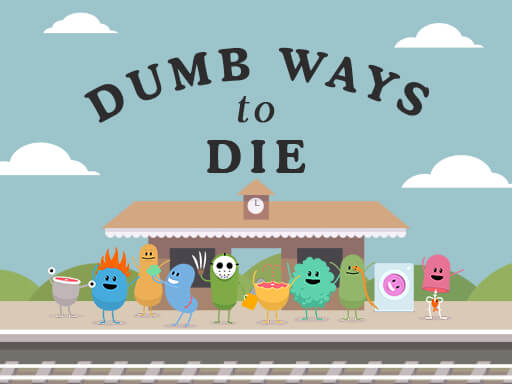 Dumb Ways To Die Original game