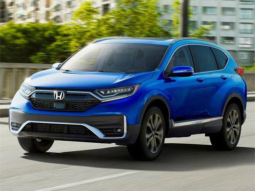 Honda CRV Puzzle