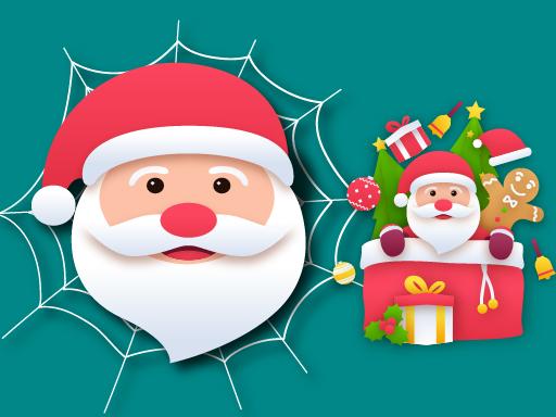Spider Santa Claus