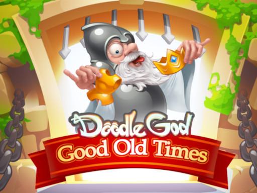 Doodle God Good Old Times online hra