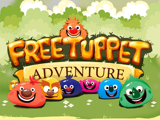 Freetuppet Adventure online hra