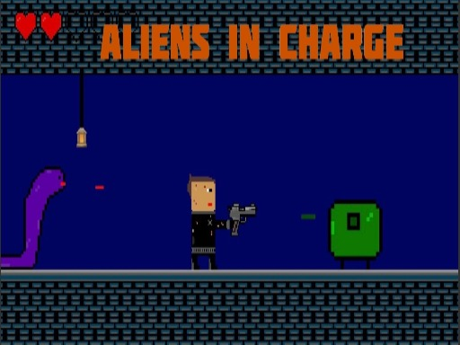 Aliens in Charge