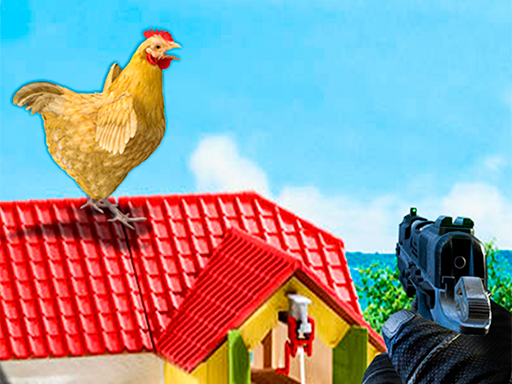 Classic Chicken Shooting online hra