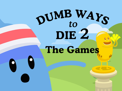 Dumb Ways to Die 2 The Games game
