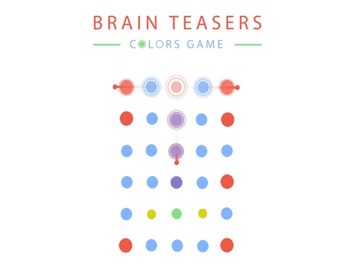 Brain Teasers Colors Game online hra