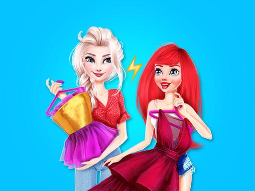 Princesses Runway Show