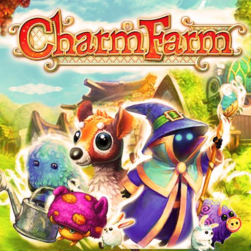 Jogo Charm Farm Online Gratis