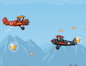 Air Wolves Flight online hra