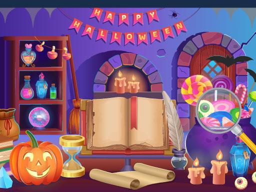 Halloween Hidden Objects