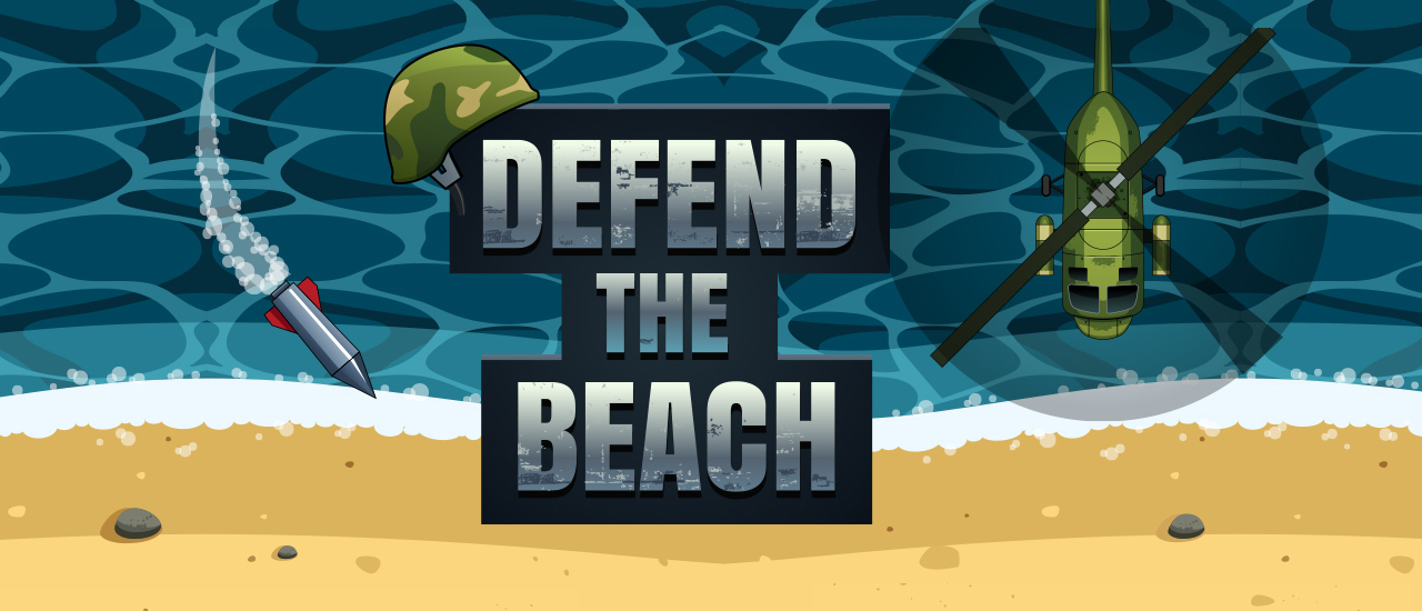 Defend The Beach